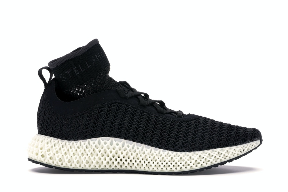 adidas Alphaedge 4D Stella McCartney Core Black (W)