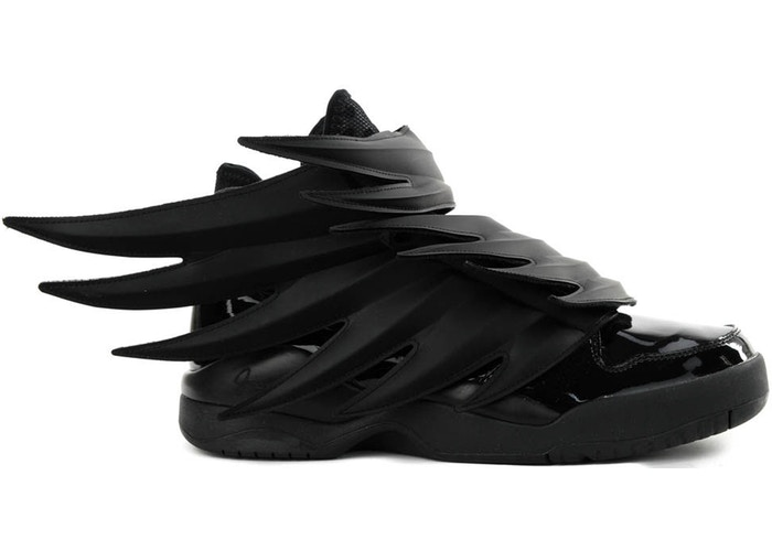adidas Jeremy Scott Wings 3.0 Dark Knight