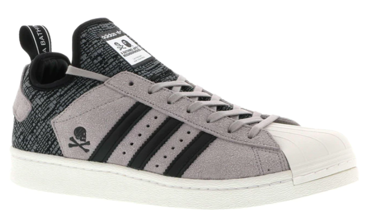 adidas Superstar Boost Bape X Neighborhood