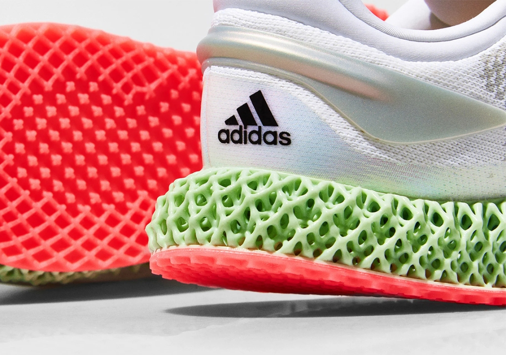 adidas 4D Run 1.0 Pairs Aero Green With Signature Pink