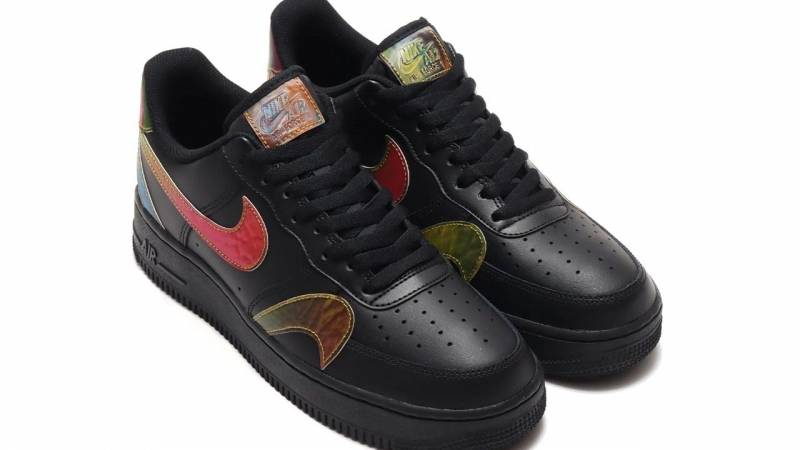 "Nike Air Force 1 ""Multi Swoosh"""